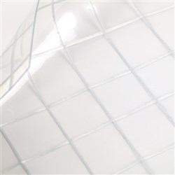 CLEARWEAVE 205CM CLEAR PVC