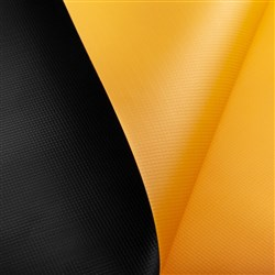 FRAS 700 PVC FABRIC 256CM YELLOW/BLACK